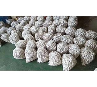白色橡胶球